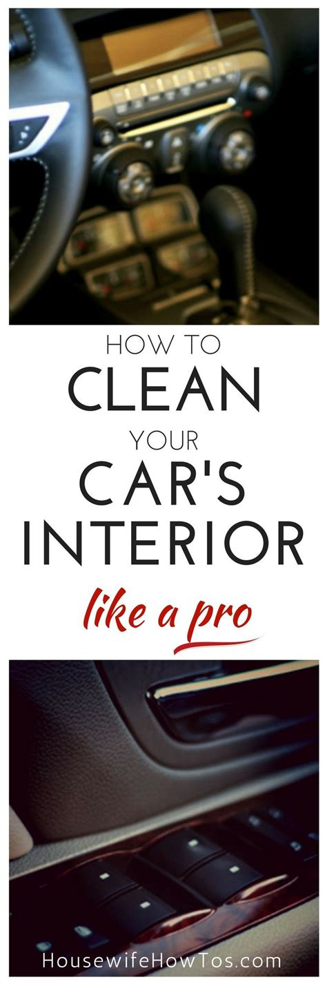 how to deep clean car upholstery 1525 best smart cleaning ideas images on pinterest