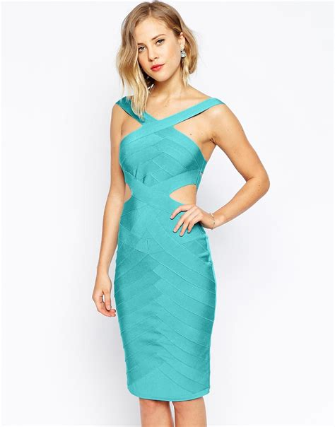 Lord Highneck Bodycon Dress janice dickinson displays thin arms and tiny waistline at