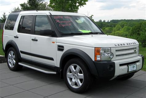 land rover lr3 white land rover lr3 white 4