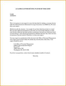 Financial Waiver Letter How To Write A Fee Waiver Request Letter Sle Cover Letter Templates
