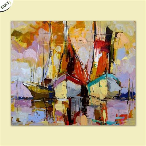 Handmade Paintings For Sale - painted beautiful abstract modern handmade