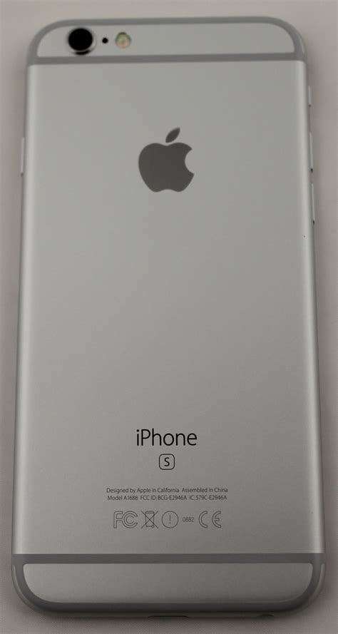 iphone 6s 64gb silver computerservice webshop specialized in used and refurbished notebooks