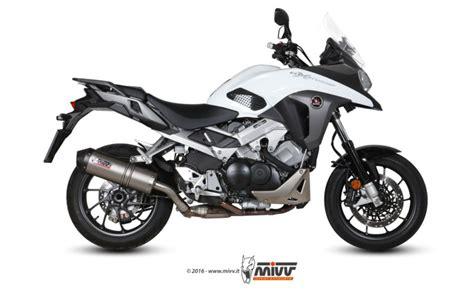 Auspuff Motorrad Honda by Motorrad Auspuffanlagen Mivv