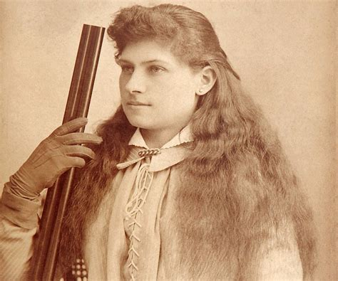 listverse biography annie oakley biography facts childhood family life
