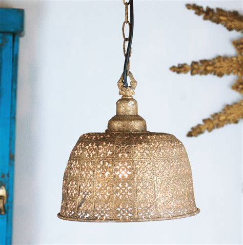 moroccan ceiling pendant light by made with designs