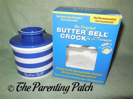 To Market Recap Butter Bell by The Original Butter Bell Crock Review Parenting Patch