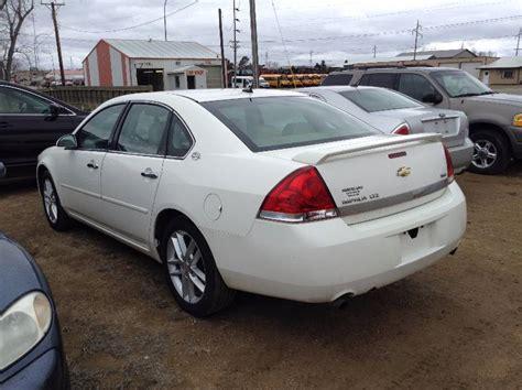 2008 chevy impala ltz for sale 2008 chevy impala ltz car sale k bid