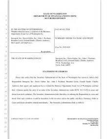 Free Cease And Desist Letter Template Cease And Desist Template E Commercewordpress