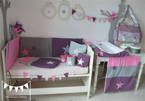deco chambre bebe fille violet d 233 coration chambre b 233 b 233 fille blanc violet vif gris
