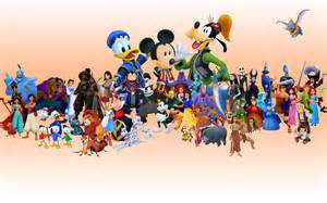 complete list of all disney in order