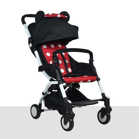 Babydoes Ch463 Three Lightweight Baby Stroller dobein lightweight baby stroller european quality four wheels infant folding carriage 3 in 1