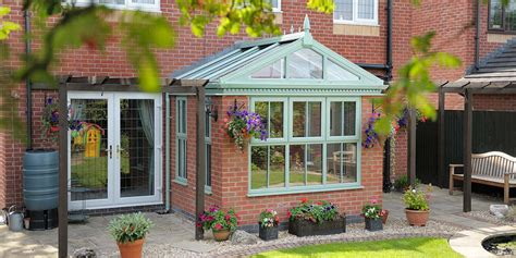 Bow And Bay Windows orangeries in lancashire amp cheshire clearview orangery