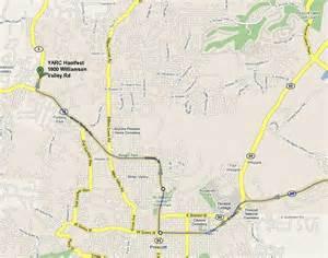 arizona map prescott pin prescott arizona maps az on