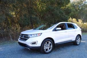 2016 ford edge titanium test drive autonation drive