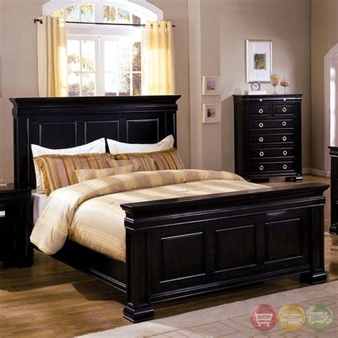 cambridge bedroom set cambridge espresso panel bedroom set with english dovetail