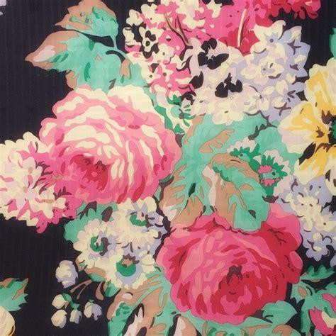 imagenes vintage vectorizadas pili deco mantel impermeable flores vintage fondo negro