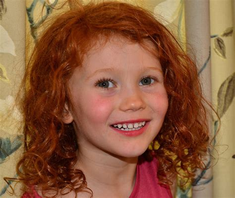 kid actresses with red hair don t take it personally audition tips for child actors