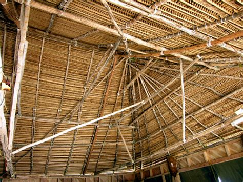 Palm Thatch Roof How To Make A Thatch Roof