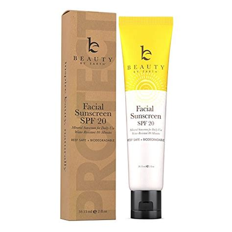 Facts Sunscreen Beats Moisturizer For Wrinkles by Sunscreen Spf 20 Water Resistant Mineral Sunblock