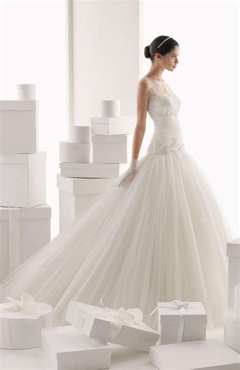 Dress Clara 76 rosa clara 2014 bridal collection the magazine