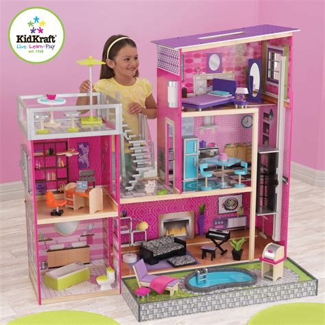 Doll House Walmart by Doll House Furniture Sets Walmart
