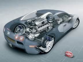 Bugatti Veyron Supersport Engine The Cave Bugatti Veyron 16 4 Sport