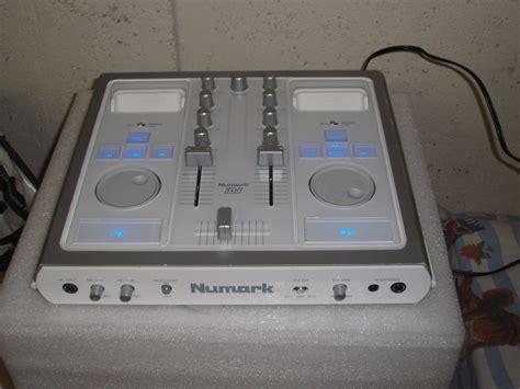 numark console idj mixing console for ipod numark audiofanzine