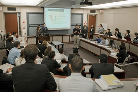 Boston Mba Class Size by Smg Among Top U S Undergrad Business Programs Bu Today