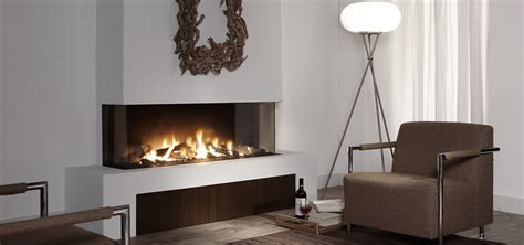 trisore140 modern 3 sided fireplace direct vent gas