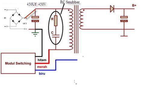 Gacun Str Atau Gacun 5 Kabel elektronika never die smps dengan gacun