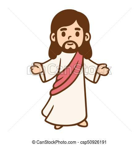 imagenes de la vida de jesus en caricatura jes 250 s dibujo caricatura lindo biblia cristiano