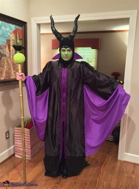 coolest homemade maleficent costume   tutorial