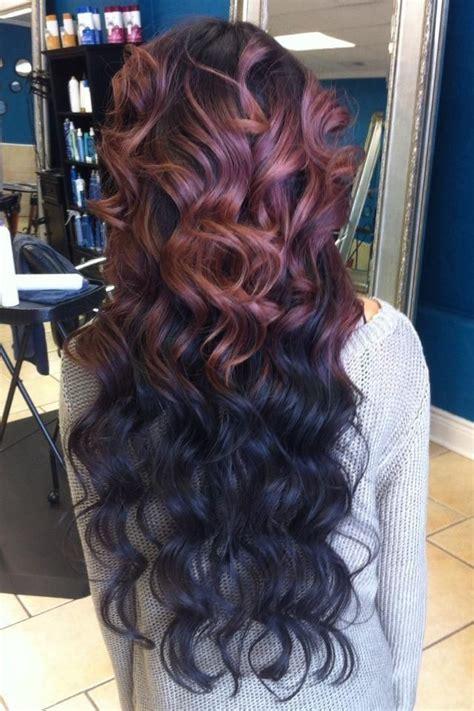 Ho1398 Hair Ekstension Half Brown half brown half black totally beautiful my hair human hair extensions and indian