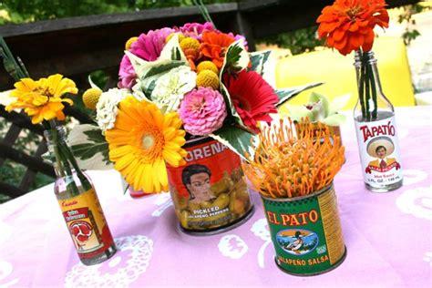 Fiesta Centerpieces B Lovely Events Mexican Centerpieces Ideas