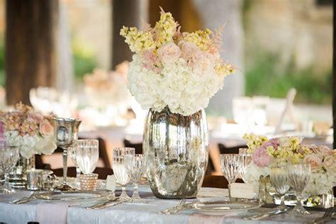 mercury glass wedding decor elegant reception 1 onewed com