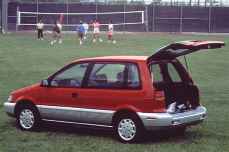 1992 95 mitsubishi expo expo lrv consumer guide auto