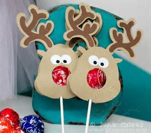 Rudolph The Nosed Reindeer Template by Best Photos Of Reindeer Lollipop Craft Rudolph The