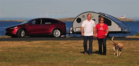 Tesla Solar Powered Car Takes 6000 Mile Solar Powered Road Trip In Tesla