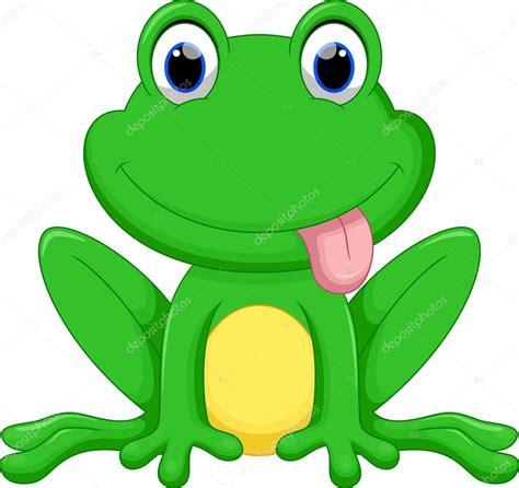 imagenes de la rana kawaii caricatura lindo rana vector de stock 169 irwanjos2 88031368