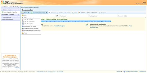 microsoft office live workspace beta pplware