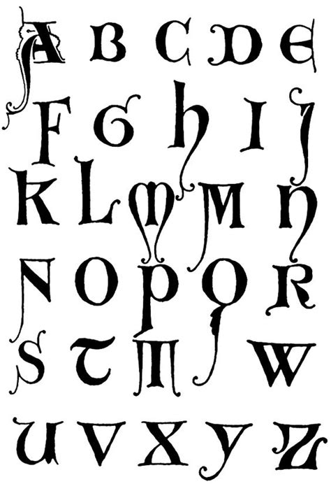 unical lettere letters a z unical initials 2
