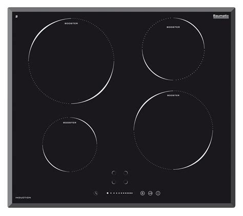 baumatic mm electric induction cooktop srl holdings