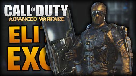 call  duty advanced warfare diamond exoskeleton camo