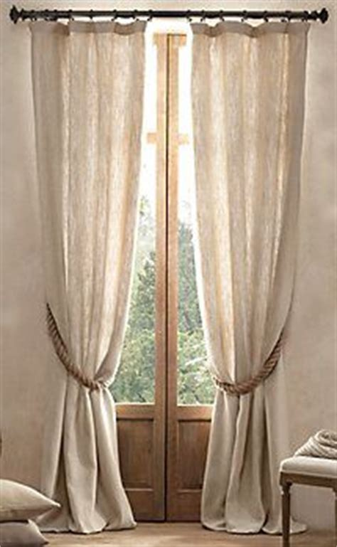curtain tie backs lowes 1000 ideas about french curtains on pinterest curtains