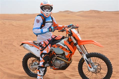 Motocross Rental Tour Dubai Bike Motorcycle Dubai