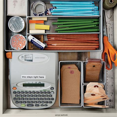 Martha Stewart Desk Organizers Kitchen Organizing Make The Most Of Drawers Martha Stewart