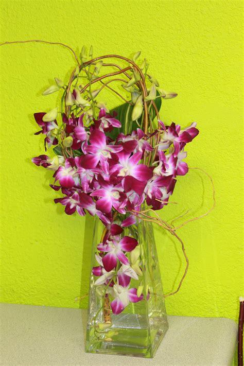 Vase Garden Convention Flower Centerpieces Modern Flower Designs