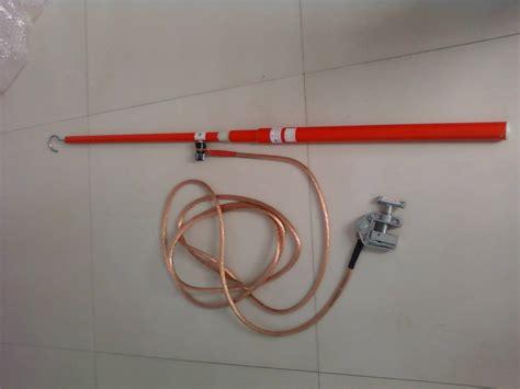 high voltage discharge stick 35kv discharge rod hebei huayu industry trade co ltd