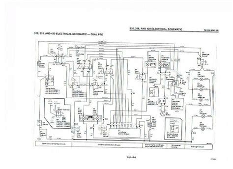 deere 950 wiring diagram wiring diagrams