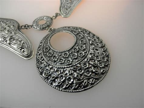 handcrafted sterling silver necklace 159 eur